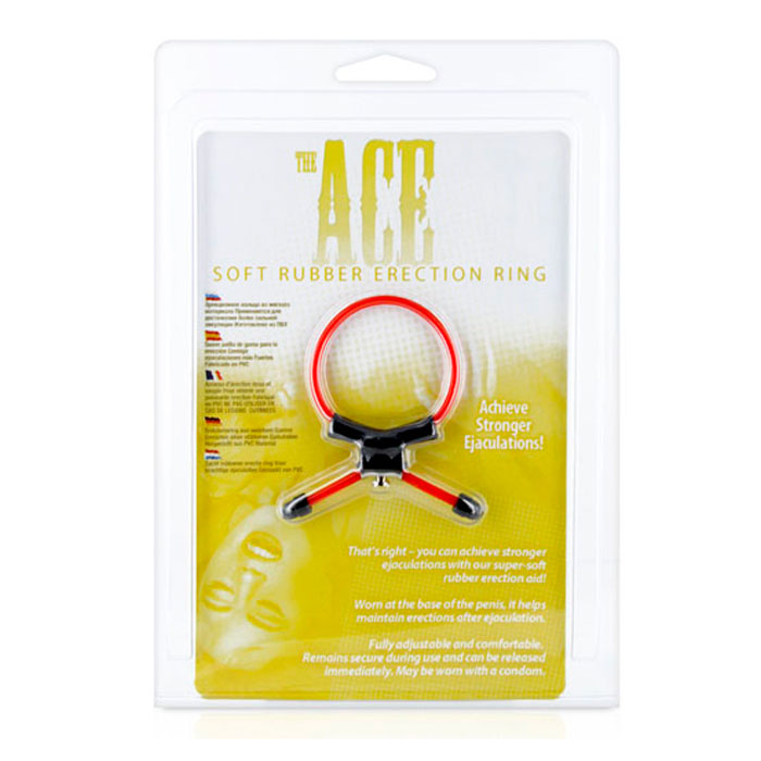Foto de THE ACE SOFT RUBBER ERECTION RING