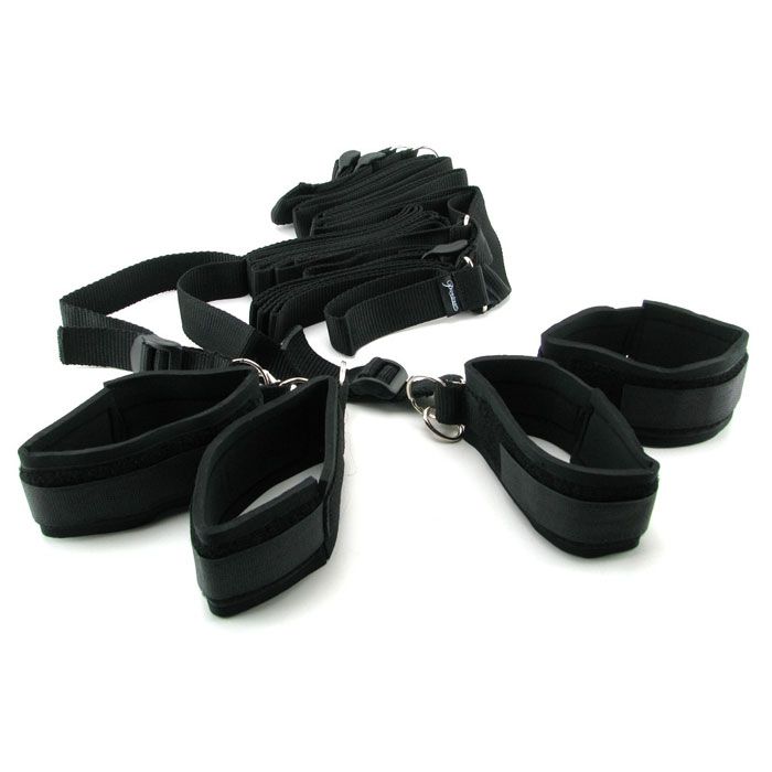 Foto de BED BINDINGS RESTRAINT KIT